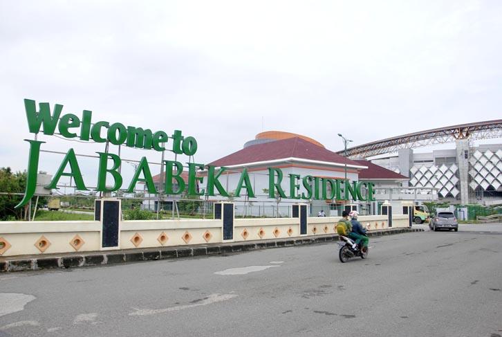 Infrastruktur masa depan pendukung Jababeka