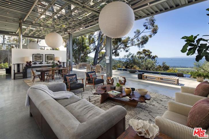 Rumah baru Natalie Portman