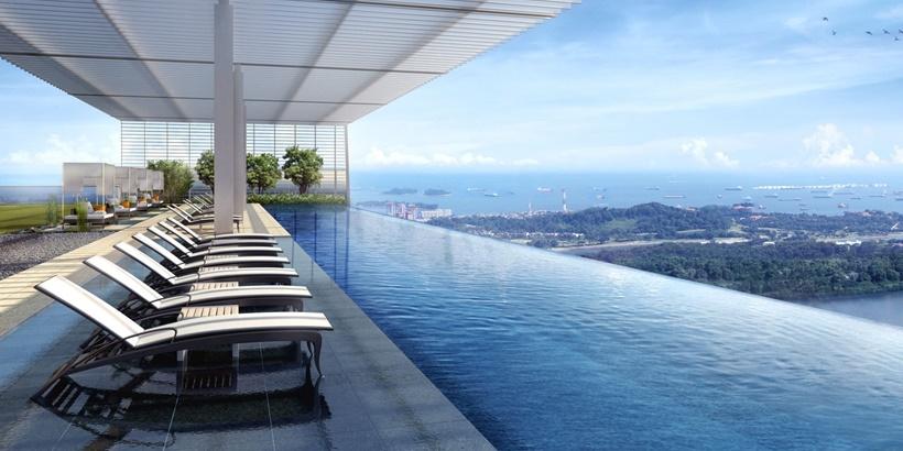 Wallich Residence super penthouse