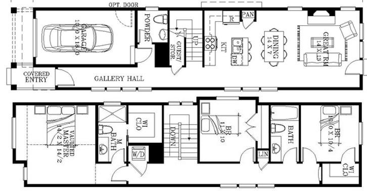 Inspirasi Desain Interior untuk Rumah 60m2