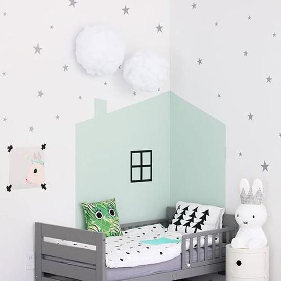 Panduan Tepat Pilih Warna Kamar Tidur Anak Properti Liputan6 Com