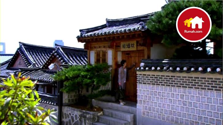 dekorasi rumah korea banyak memiliki pengaruh