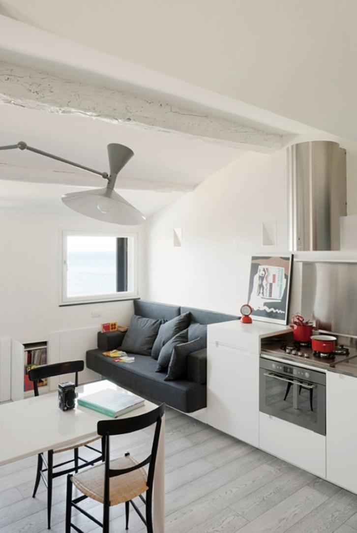 Jagalah kebersihan dapur agar suasana makan tetap nyaman.