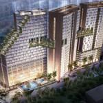 Cinere Boulevard: Apartemen Berkonsep Hutan dalam Kota