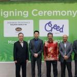 Jababeka dan Creed Group Sepakati Kerjasama Pengembangan Apartemen Golf