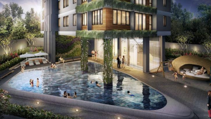 Cinere Boulevard juga menghadirkan kolam renang, gym, dan jogging track yang sangat bermanfaat untuk para penghuni