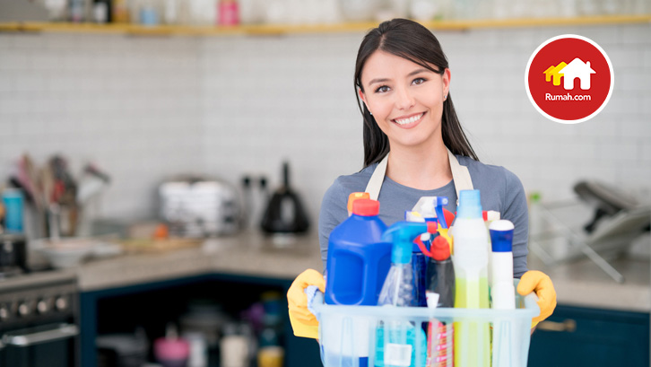 tips membersihkan kamar kos yang berantakan