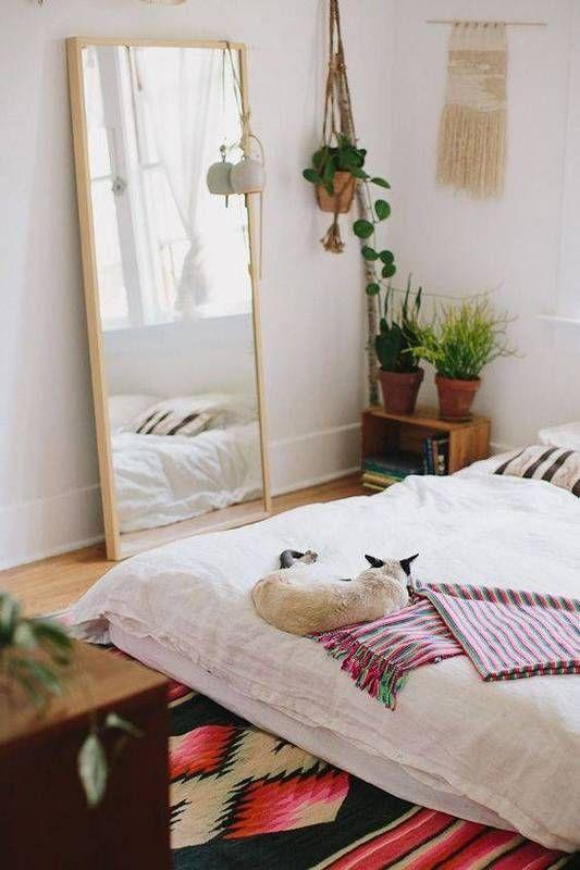 Tempat Tidur Cantik Tanpa Ranjang Rumah Dan Gaya Hidup Rumah Com