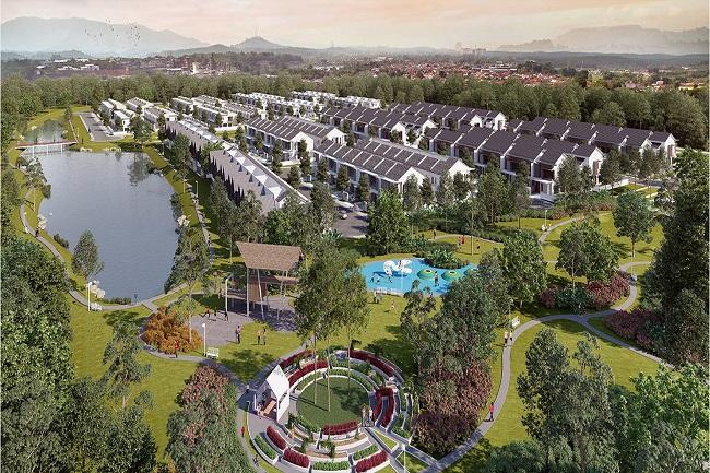 kundang estates gamuda