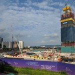 China Strengthens Foothold in Malaysia With CCCC Hub in Asia at TRX