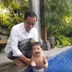 Begini Penampakan Rumah Jan Ethes Cucu Jokowi