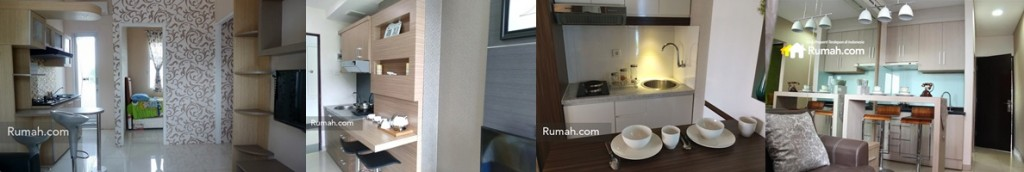 dapur apartemen minimalis