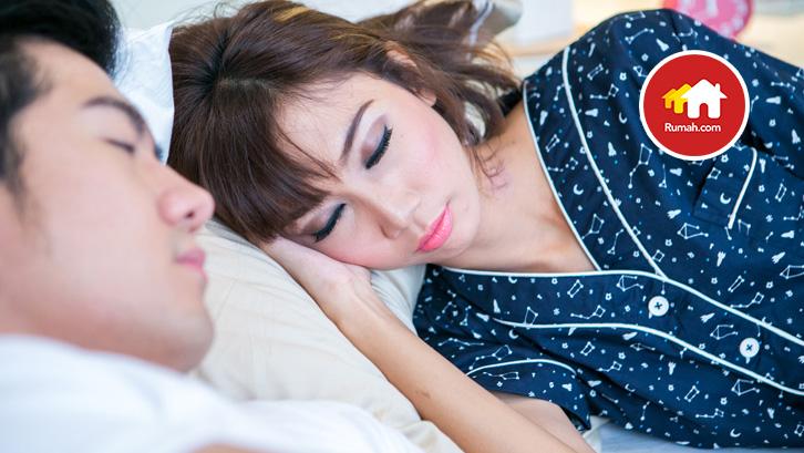 susah tidur banyak penyebabnya