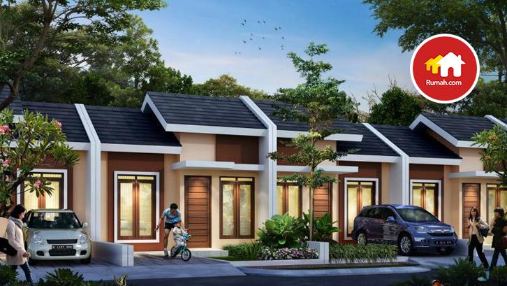 rumah dengan cicilan Rp4 jutaan