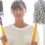 bukan hanya rumah, alat kebersihan juga harus bersih