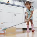 Tak hanya desain lantai yang harus diperhatikan tapi juga kualitasnya