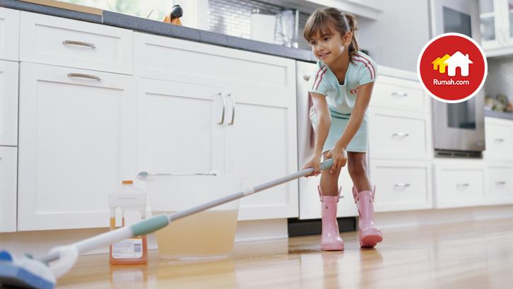 Tips Pilah Pilih Jenis Lantai Yang Tepat Berdasarkan Ruangan Rumah Dan Gaya Hidup Rumah Com