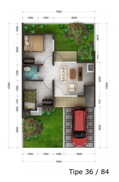 Contoh Desain Rumah Minimalis Tipe 36 Rumah Dan Gaya Hidup Rumah Com