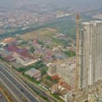 median harga rumah tapak di atas Rp1 miliar di Jakarta Barat