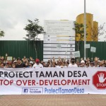 Taman Desa Residents Call in MACC to Investigate Suspicious Sale of Gazetted TNB Reserve Land