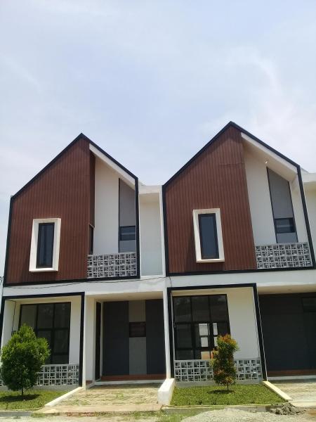 Perumahan Casa Calma terdiri dari dua tipe, yaitu tipe 70 seharga Rp761 jutaan dan tipe 90 dengan banderol Rp920 juta.