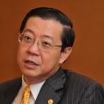 RM6.3bil Penang Undersea Tunnel Being Sabotaged by BN, says Chief Minister