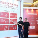 OSK Property Celebrates New Year with '20188 Zero Entry' Campaign