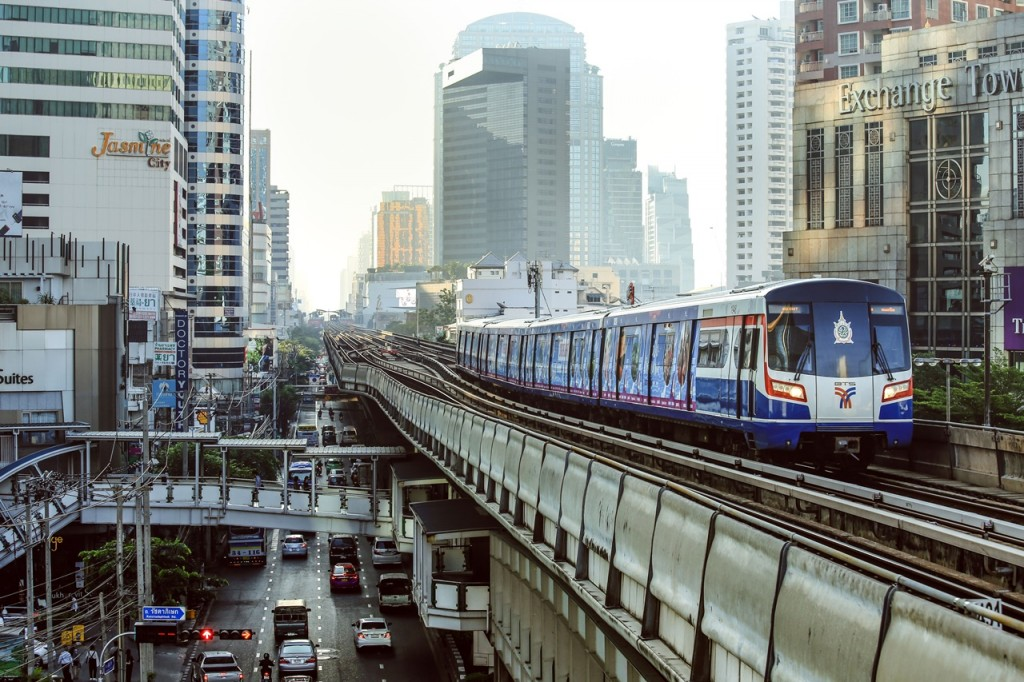 อัพเดทโครงการใหม่ กุมภาพันธ์ 2561: คอนโดฯ ใกล้รถไฟฟ้า ตอบโจทย์คนทำงานในเมือง