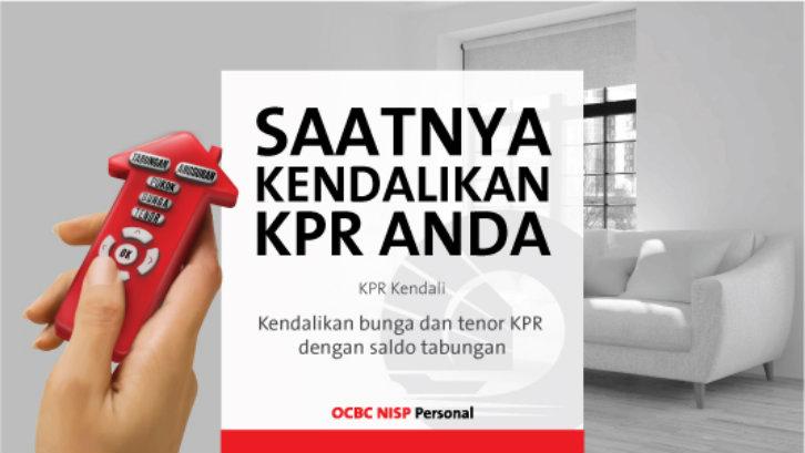 KPR Kendali Bank OCBC NISP memberikan keuntungan tambahan bagi debitur