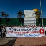 MACC Asked to Probe Transfer of Taman Desa Land