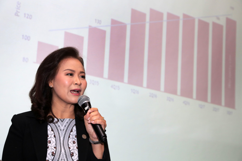 Mrs. Kamolpat Swaengkit, Country Manager for DDproperty