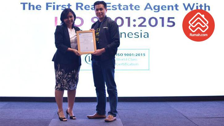 Brighton real estate raih sertifikasi internasional