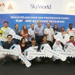 Early Handover For SkyWorld Purchasers