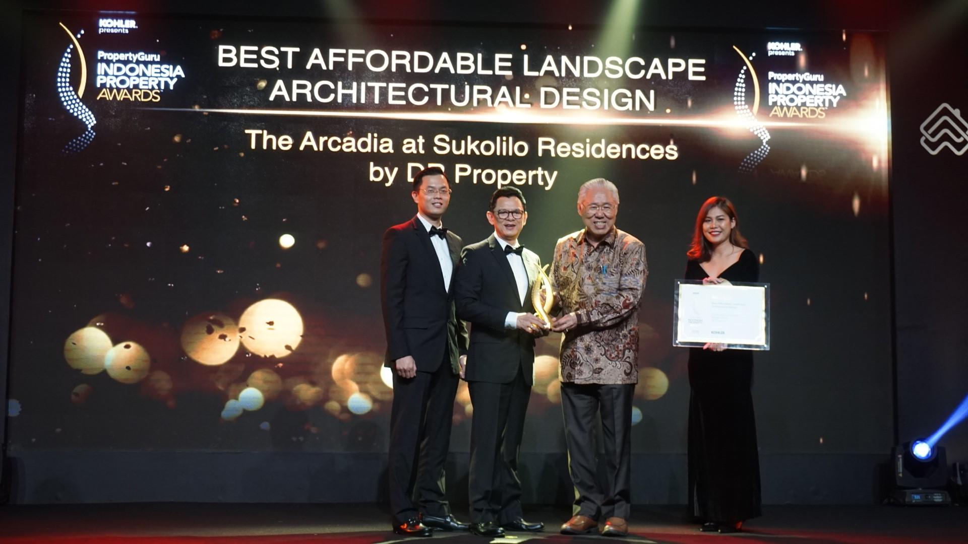 indonesia property awards 2018