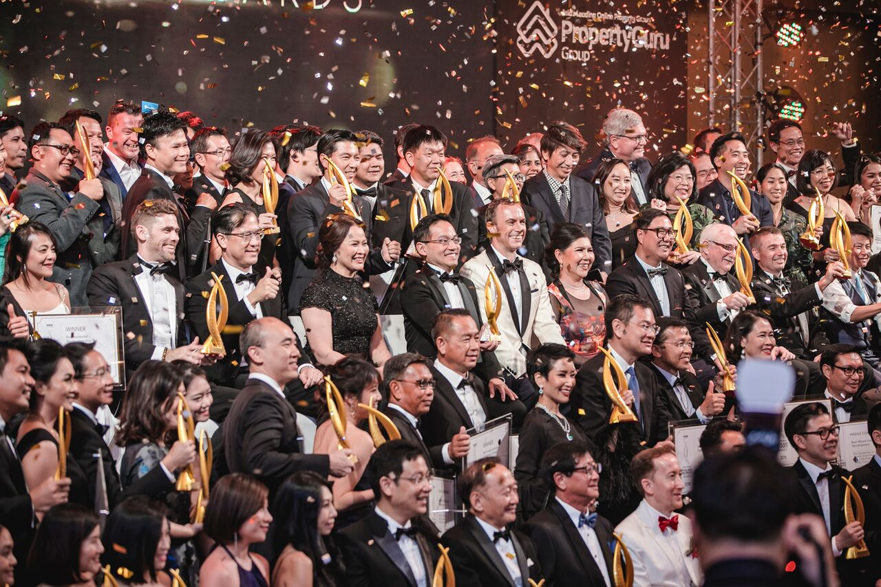 เอพี (ไทยแลนด์) คว้ารางวัล The Best Developer ในงาน PropertyGuru Thailand Property Awards 2018