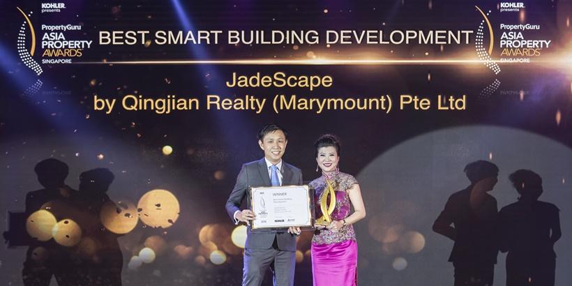 Best Smart Building Development - JadeScape