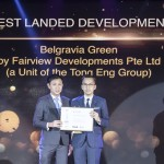 Best landed development Belgravia Green