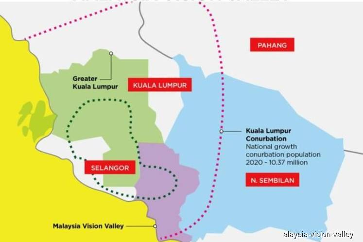 Malaysia Vision Valley 2 0 To Boost Home Purchases In Greater Kl