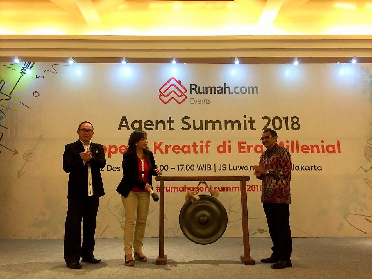 rumah.com agent summit 2018