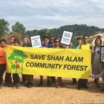 Let the Community Manage Shah Alam Forest, Urge SACF
