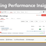 Open More Doors. 5 Ways with Listing Performance Insights
