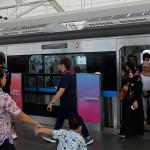 animo masyarakat atas MRT Jakarta