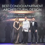 Eupe Corporation Berhad Scoops Best Condo/Apartment Architectural Design Award with Novum