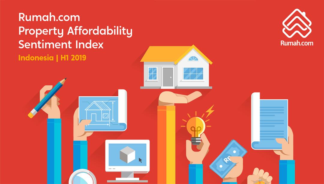 Rumah.Com Property Affordability Sentiment Index Semester I - 2019: Milenial Paling Antusias Beli Rumah