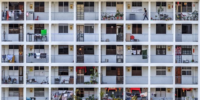 Around 2,000 HDB units still do not have direct lift access due to technical and cost constraints: HDB