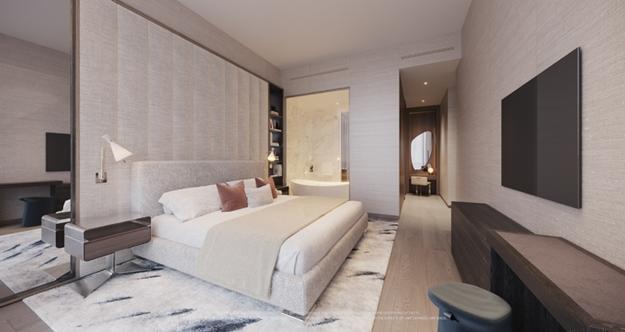SCOPE Langsuan Bedroom