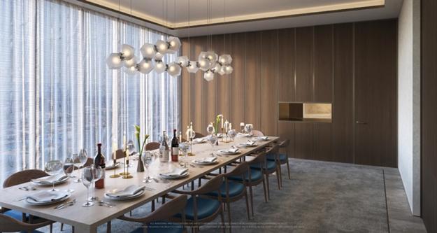 SCOPE Langsuan Dinnig Room