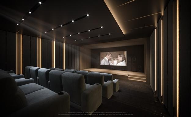 SCOPE Langsuan Movie Room