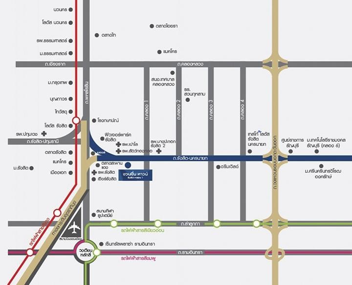 Chuan Chuen Town RANGSIT-KLONG 1_010