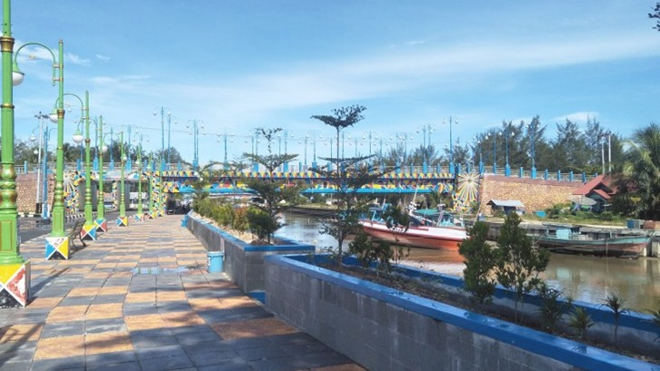 Waterfront City Pariaman Antaranews - 05